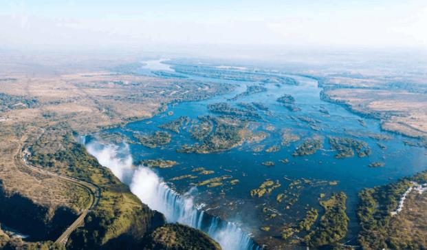 津巴布韦大瀑布