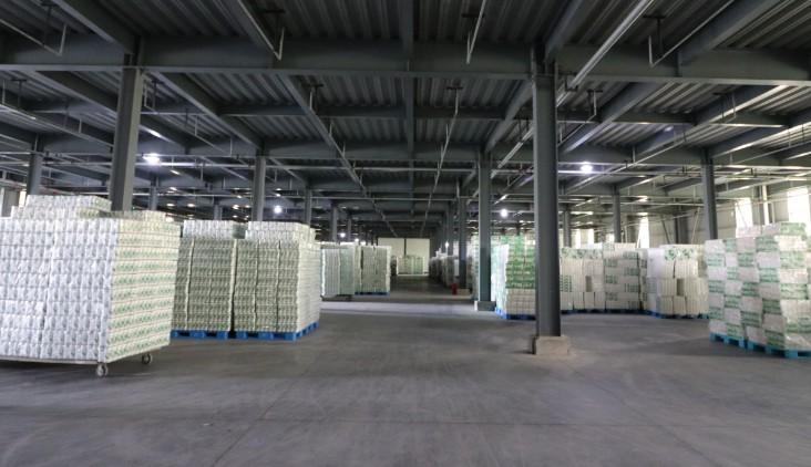 卫生纸仓库